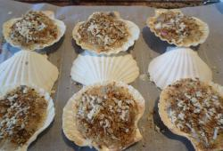 Photo Dukan Coquilles St Jacques