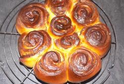 Photo Dukan Cinnamons rolls