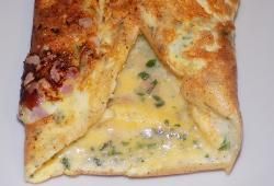 Photo Dukan Omelettes aux herbes