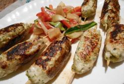Photo Dukan Brochettes exotiques