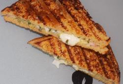 Photo Dukan Croque courgette vache qui rit