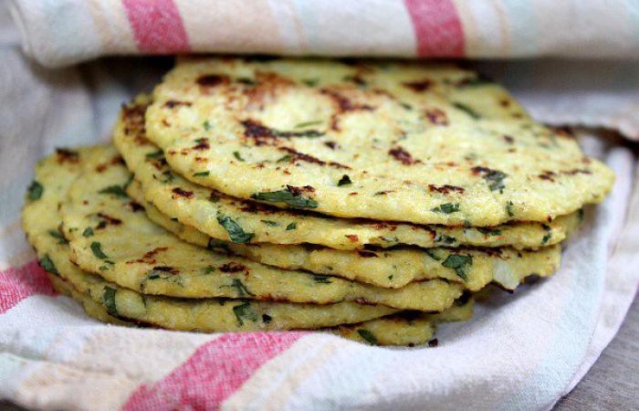 Tortillas De Choux Fleur Recette Dukan Pl Par Mamou65 Recettes Et