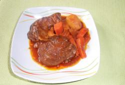 Photo Dukan Jarret de boeuf confit