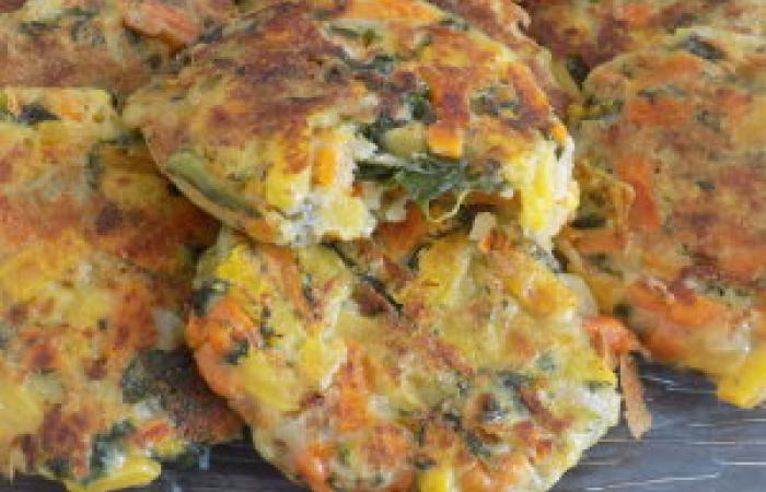 recette de regime avec legumes