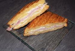 Photo Dukan Croque camembert