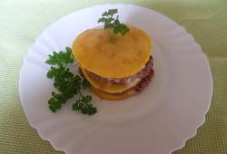 Photo Dukan Double cheese burger