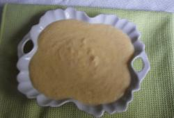 Recette Dukan : Pudding potimarron /orange