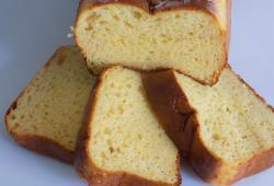 Photo Dukan Cake au citron