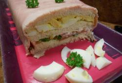 Photo Dukan Gateau sandwich