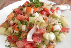 Photo Dukan Salade grecque