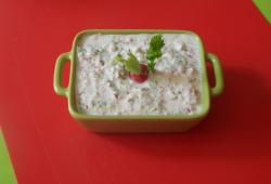 Photo Dukan Tartinade de radis