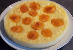 Photo Dukan Flan aux faux abricots