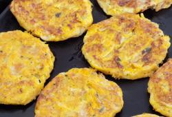 Photo Dukan Galettes courge fromage