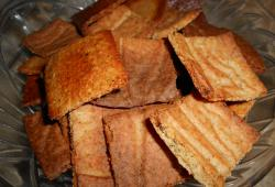 Photo Dukan Crackers pour toasts
