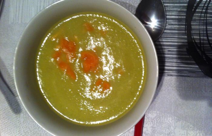 Soupe aux f nes et tiges de fenouil 39 thermomix 39 recette dukan pl par fanie37 recettes et - Recette thermomix regime ...