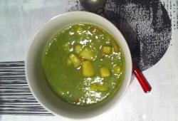 Recette Dukan : Soupe campagnarde 'cresson/panais' thermomix