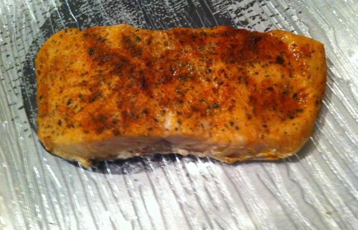 pav de saumon l 39 italienne en papillote recette dukan pp par fanie37 recettes et forum. Black Bedroom Furniture Sets. Home Design Ideas