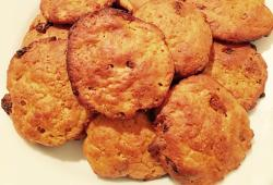 Photo Dukan Cookies baies de goji arôme citron