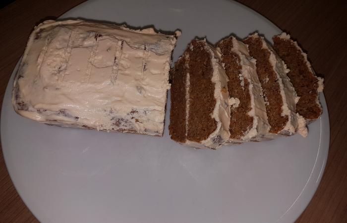 Dukan Tofu Carrot Cake