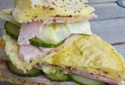 Photo Dukan Pain Express pour sandwich