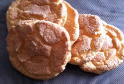 Photo Dukan Oopsie bread - cloud bread - pain nuage