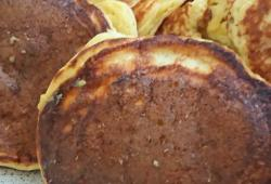 Photo Dukan Pancake aux baies de goji