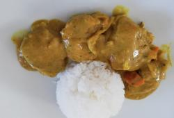 Recette Dukan : Filet mignon au curry -cookéo-