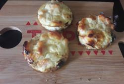 Photo Dukan Mini-quiches courgette-saumon