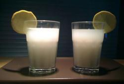 Photo Dukan Ayran (boisson orientale)