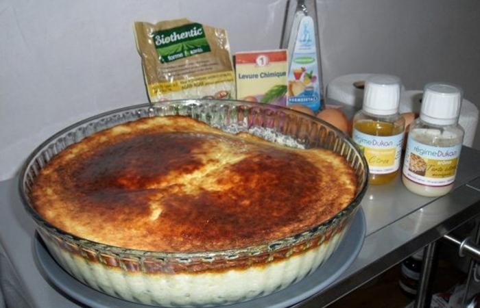 Régime Dukan (recette minceur) : Cheese Cake qui tue, super simple #dukan http://www.dukanaute.com/recette-cheese-cake-qui-tue-super-simple-1553.html
