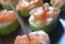 Saucisson au thon recette dukan pp par paella30 for Canape saumon