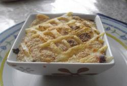 Photo Dukan Gratin de coquilles Saint Jacques