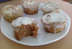 Photo Dukan Carrot cake moelleux