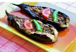 Photo Dukan Aubergines à la turca