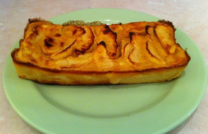clafoutis aux pommes recette dukan conso par raph recettes et forum dukan pour le r gime dukan. Black Bedroom Furniture Sets. Home Design Ideas