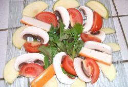 Photo Dukan Salade crudité