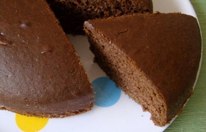 Gâteau Moelleux Au Chocolat à Base De Sons Recette Dukan Pp Par
