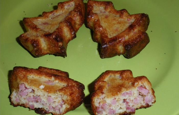 Recette Cake Jambon Avoine