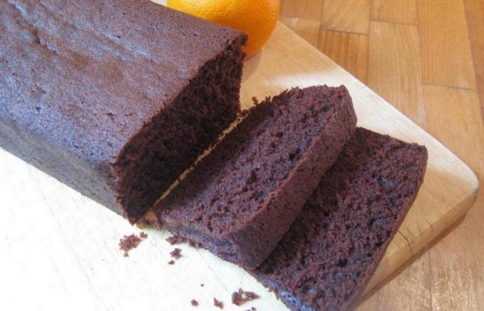 gateau au chocolat et aux zestes d 39 orange recette dukan pp par lounitooons recettes et forum. Black Bedroom Furniture Sets. Home Design Ideas