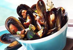Photo Dukan Moules façon Seguane