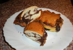Photo Dukan Pains au chocolat (au dudutella)