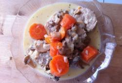 Photo Dukan Blanquette de veau très facile