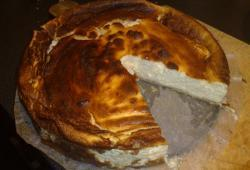 Photo Dukan Tarte au fromage blanc alsacienne