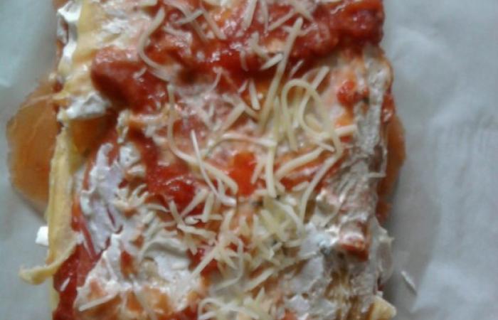 Lasagne Au Saumon Fume Recette Dukan Pp Par Cat23 Recettes Et