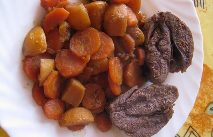 boeuf g te ou joue carottes recette dukan pl par xiaochris recettes et forum dukan pour. Black Bedroom Furniture Sets. Home Design Ideas