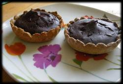 Photo Dukan Tartellette chocolat