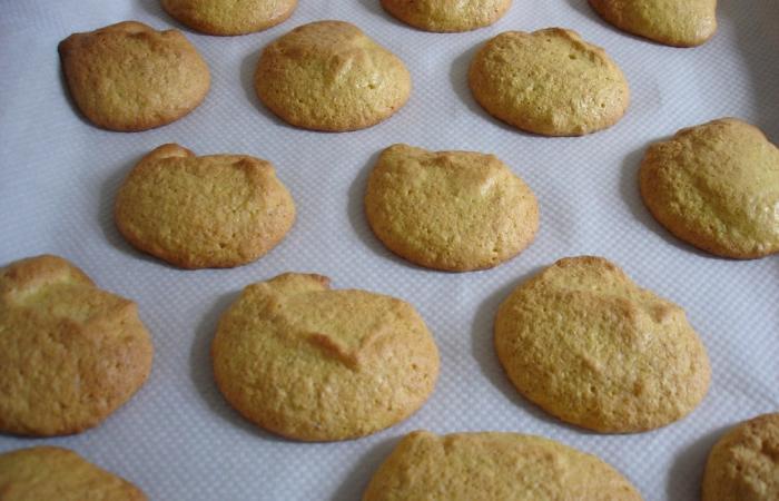 Biscuits Amande Recette Dukan Pp Par Topokilo Recettes Et Forum