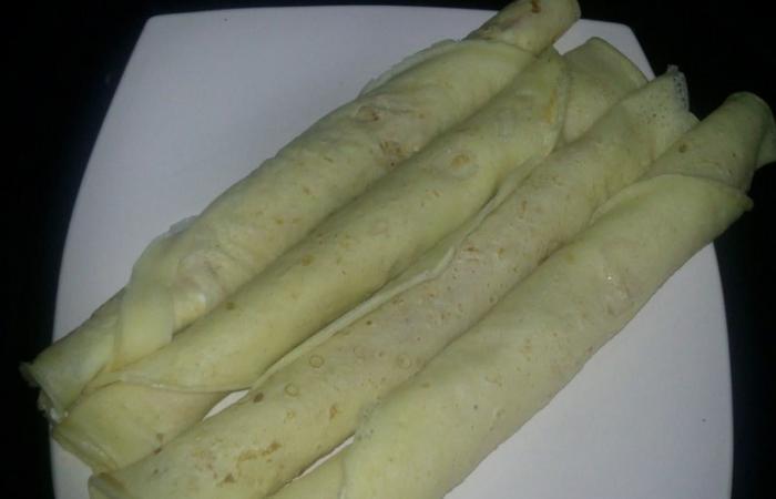 Crepes Au Saumon Pour 4 Personnes Recette Dukan Pp Par Nanou62970