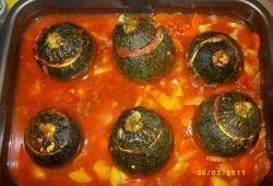 Photo Dukan Courgettes farcies