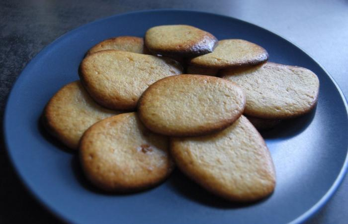 Régime Dukan (recette minceur) : Biscuits #dukan http://www.proteinaute.com/recette-biscuits-4358.html